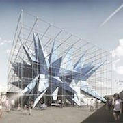 HWKN Ganador del 2012 Young Architects Program del MOMA PS1 en Nueva York