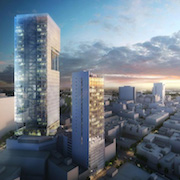REFORMA TOWERS: RICHARD MEIER EN MEXICO
