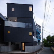 KINO ARCHITECTS: TOKIO BALCONIES