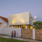 RESDENCIA EN HAMERSLEY ROAD / STUDIO 53